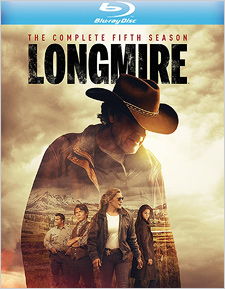 Longmire: The Complete Fifth Season (Blu-ray Disc)