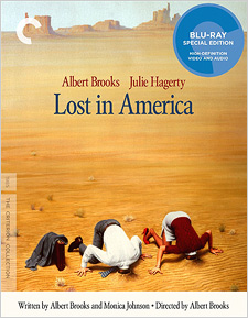 Lost in America (Criterion Blu-ray Disc)
