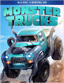 Monster Trucks (Blu-ray Disc)