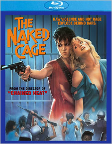 The Naked Cage (Blu-ray Disc)