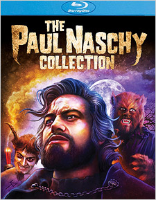 The Paul Naschy Collection (Blu-ray Disc)