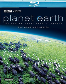 Planet Earth: The Complete Series (Blu-ray Disc)