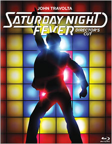 Saturday Night Fever: 40th Anniversary Edition (Blu-ray Disc)