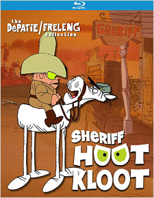 Sheriff Hoot Kloot (Blu-ray Disc)