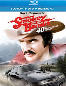 Smokey and the Bandit: 40th Anniversary Edition (Blu-ray Disc)