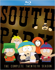 South Park: The Complete Twentieth Season (Blu-ray Disc)