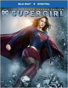 Supergirl: The Complete Second Season (Blu-ray Disc)