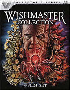 Wishmaster Collection (Blu-ray Disc)