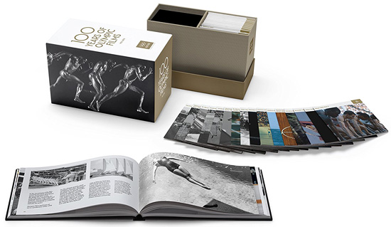 100 Years of Olympic Films (Criterion Blu-ray Box)