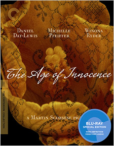 The Age of Innocence (Criterion Blu-ray)