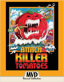 Attack of the Killer Tomatoes: Special Edition (Blu-ray Disc)