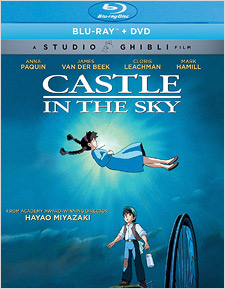 Castle in the Sky (GKids Blu-ray Disc)