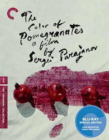 The Color of Pomegranates (Blu-ray Disc)