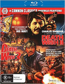Death Wish 2/Death Wish 3 (Blu-ray Disc)