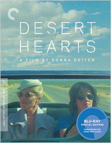 Desert Hearts (Criterion Blu-ray Disc)