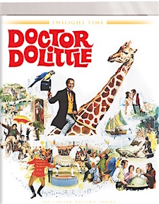 Doctor Doolittle (Blu-ray Disc)