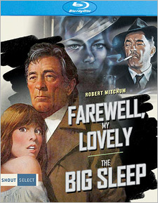 Farewell My Lovely/The Big Sleep (Blu-ray Disc)