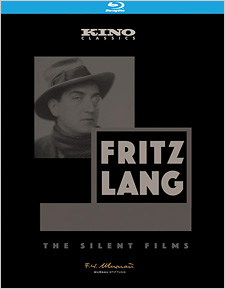 Fritz Lang: The Silent Years (Blu-ray Disc)