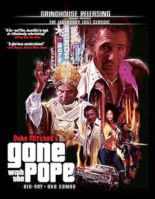 Gone with the Pope (Blu-ray Disc)