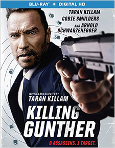 Killing Gunther (Blu-ray Disc)