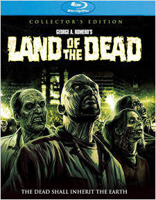 Land of the Dead: Collector's Edition (Blu-ray Disc)