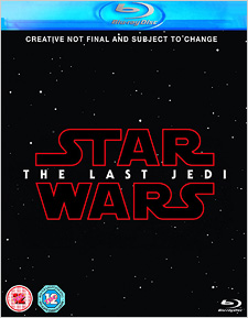 Star Wars: The Last Jedi (UK version - Blu-ray Disc)