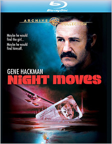 Night Moves (Blu-ray Disc)