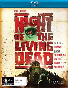 Night of the Living Dead (Blu-ray Disc)