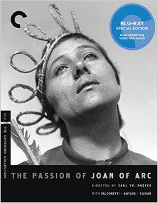 The Passion of Joan of Arc (Criterion Blu-ray)