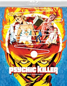 Psychic Killer (Blu-ray Disc)