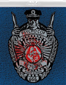 Psycho Cop Returns (Blu-ray Disc)