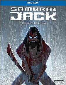 Samurai Jack: The Complete Fifth Season (Blu-ray Disc)