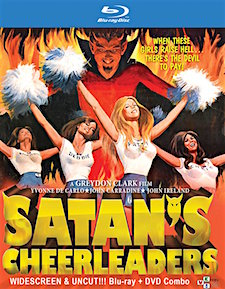 Satan's Cheerleaders (Blu-ray Disc)