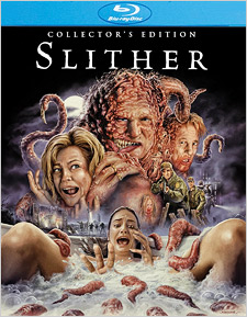 Slither: Collector's Edition (Blu-ray Disc)