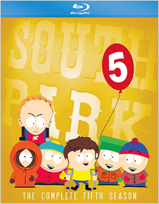 South Park: The Complete Fifth Season (Blu-ray Disc)