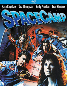 SpaceCamp (Blu-ray Disc)