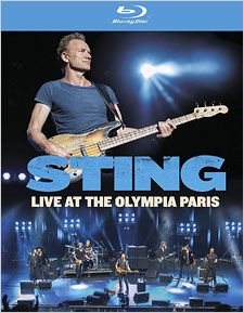 Sting: Live at the Olympia Paris (Blu-ray Disc)