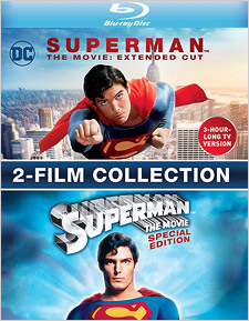 Superman: The Movie - 2-Film Collection (Blu-ray Disc)