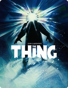 The Thing: Limited Edition (Blu-ray Region B)