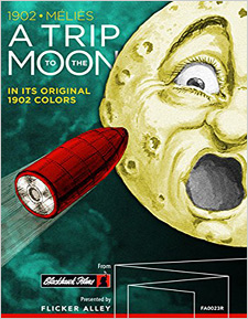 A Trip to the Moon (Blu-ray Disc)