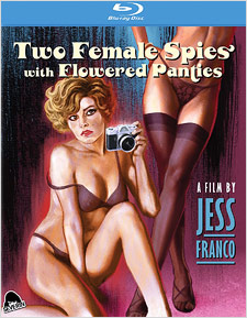 Two Female Spies with Flowered Panties (Blu-ray Disc)