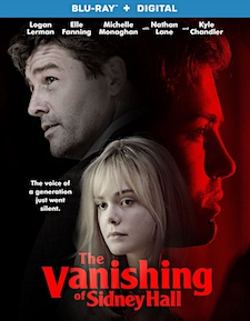 The Vanishing of Sidney Hall (Blu-ray Disc)