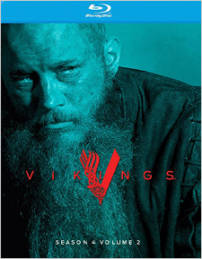Vikings: Season 4 Volume 2 (Blu-ray Disc)