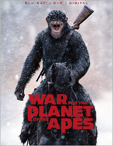 War for the Planet of the Apes (Blu-ray Disc)