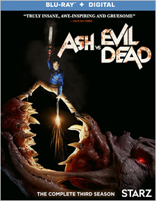 Ash vs Evil Dead: The Complete Third Season (Blu-ray Disc)