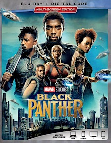 Black Panther (Blu-ray Disc)