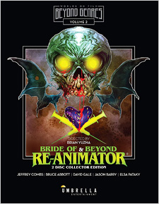 Bride of Re-Animator/Beyond Re-Animator (Blu-ray Disc)