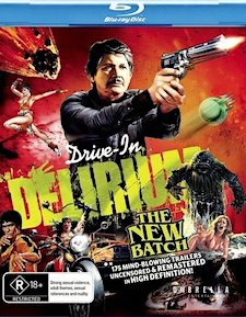 Drive-in Delerium: The New Batch (Blu-ray Disc)