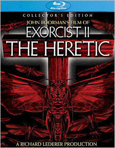 Exorcist II: The Heretic - Collector's Edition (Blu-ray Disc)