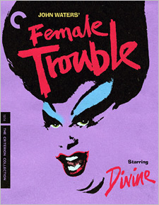 Female Trouble (Criterion Blu-ray Disc)